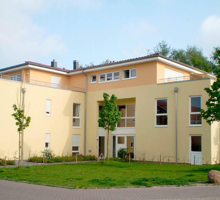 Außenansicht Oldenburg-Ohmstede