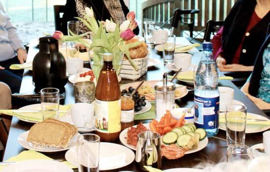 Willkommensfrühstück Worpswede