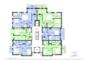 LindenVilla WHG 11 - Wohnen mit Service in Grasberg - LindenVilla_Obergeschoss_Prospektgrundriss